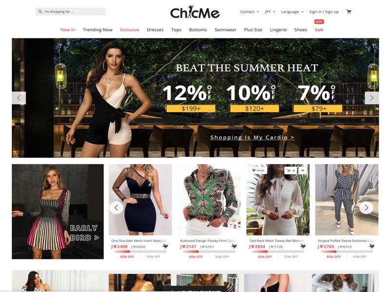 ChicMe(チックミー)