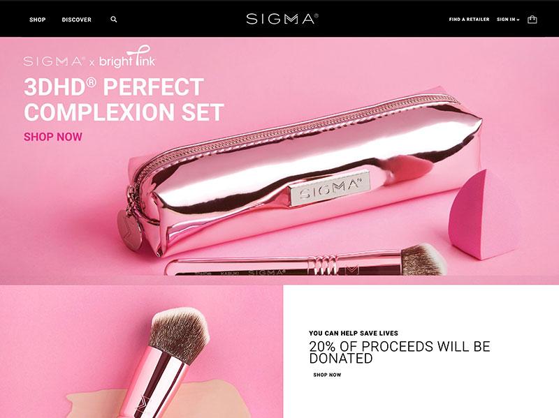 Sigma Beauty(シグマビューティー)