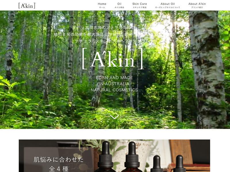 A'kin(エイキン)