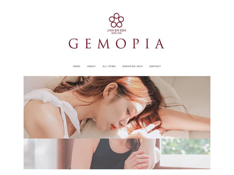 GEMOPIA(ジェモピア)