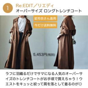 Re:EDIT(リエディ)のおすすめ商品