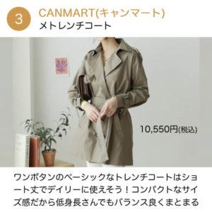 CANMART(キャンマート)のおすすめ商品